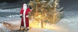 Joulupukki Levi ja Ylläs